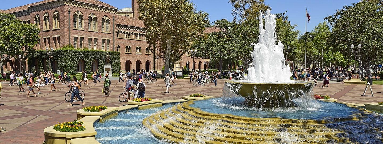 USC CAMPUS PHOTO
